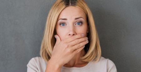 مشکل بوی بد دهان و 5 علت اصلی آن
